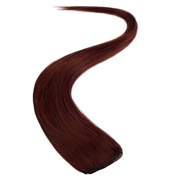 Wildest Dreams Clip In Single Weft Human Hair Extension 18 Inch - 32 Spiced Auburn