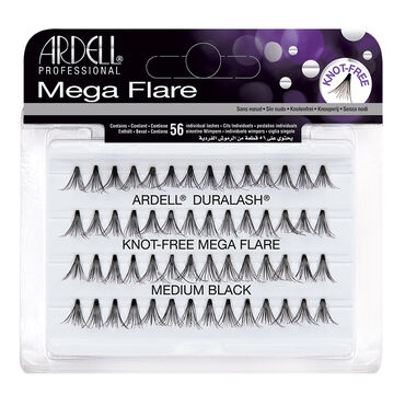 Ardell Mega Flare Individual Lashes Medium