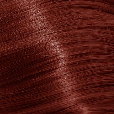Lomé Paris Permanent Hair Colour Crème, Reflex 7.44 Blonde Deep Copper 100ml