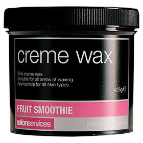 Salon Services Crème Wax Fruit Smoothie 425g