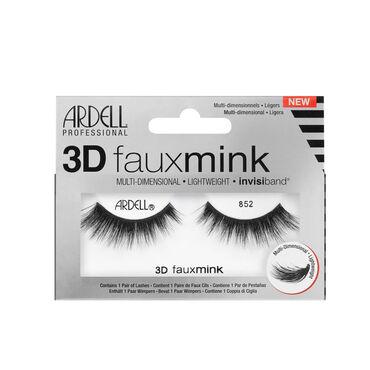Ardell 3D Faux Mink Strip Lashes 852