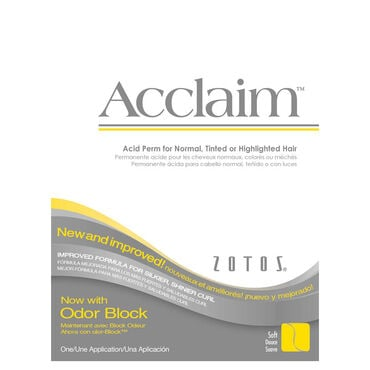 Acclaim Regular Acid Perm for Normal, Tinted or Highlighted Hair
