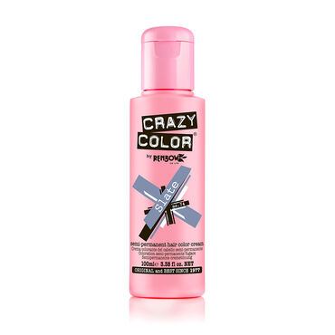 Crazy Color Crazy Color Semi Permanent Hair Colour Cream - Slate 100ml
