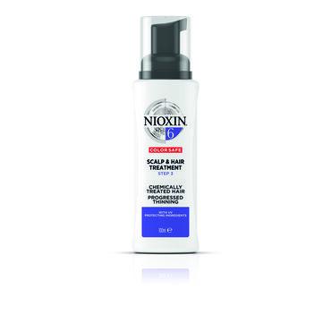 Wella Professionals Nioxin System 6 Scalp & Hair Treatment 100ml