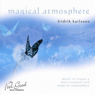 New World Music Friorik Karlsson Magical Atmosphere CD