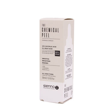 Sienna X The Chemical Peel, 30ml