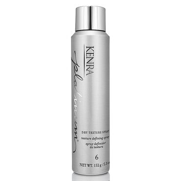 Kenra Professional Platinum Dry Texture Spray 6 152g