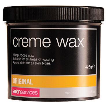 Salon Services Crème Wax Original 425g