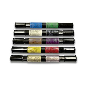 Nazila Love Glamour Nail Art Pen Gold And Silver Nail Striper
