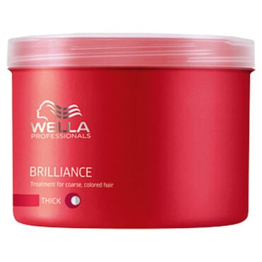 Wella Professionals Brilliance Treatment for Thick Coloured Hair 500ml