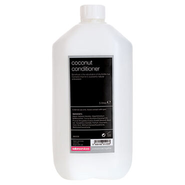 Salon Services Coconut Conditioner 5L