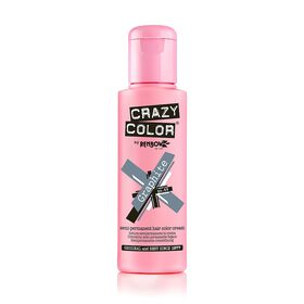 Crazy Color Semi Permanent Hair Colour Cream - Graphite 100ml