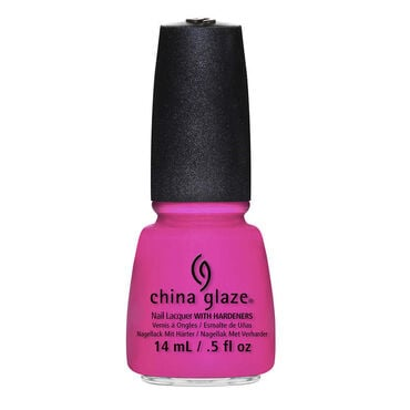 China Glaze Long-Wear, Oil Based Nail Lacquer - You Drive Me Coconuts 14ml