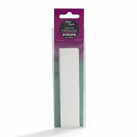 Star Nails Fibreglass Strips White Pack of 2 92cm