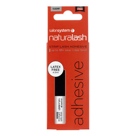 Salon System Naturalash Strip Lash Adhesive (Latex Free) 4.5ml