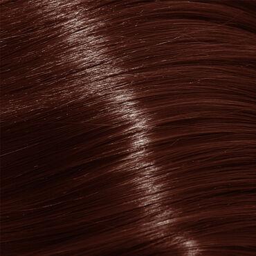 Lomé Paris Permanent Hair Colour Crème, Reflex 6.34 Dark Blonde Gold Copper 100ml