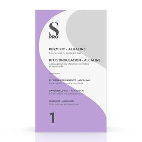 S-PRO Perm Kit Alkaline Wave