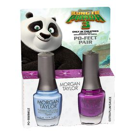 Morgan Taylor Kung Fu Panda 3 Collection - Po-fect Pair Duo Pack