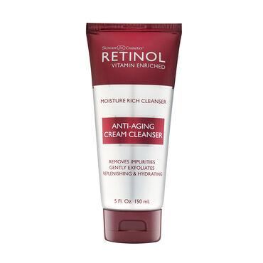 Retinol Anti-Ageing Cream Cleanser 150ml