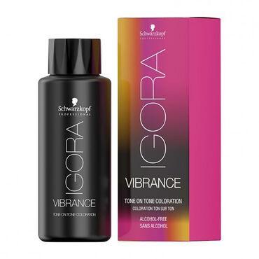 Schwarzkopf Professional Igora Vibrance Cendre Toner 9,5-1 Semi Permanent Hair Colour Cendre Toner 9,5-1 60ml