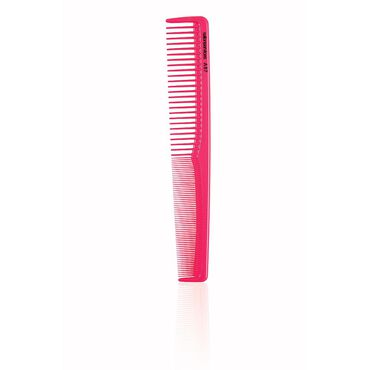 Salon Services Antistatic Cutting Comb A87 Pink