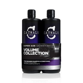 TIGI Catwalk Your Highness Shampoo & Conditioner Tween Pack