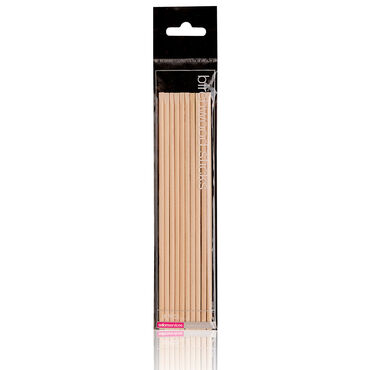 Salon Services Birchwood Sticks 17cm Pack of 10
