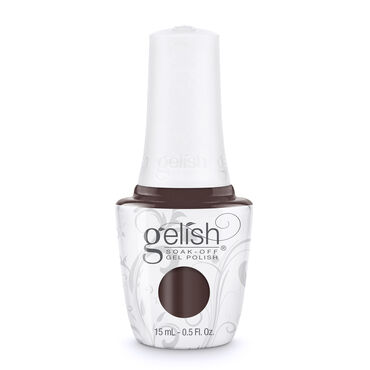 Gelish Soak Off Gel Polish - Caviar On Ice 15ml