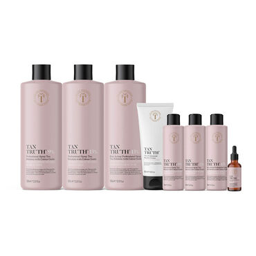 Tan Truth The Professional Spray Tan Solution 9%, 200ml