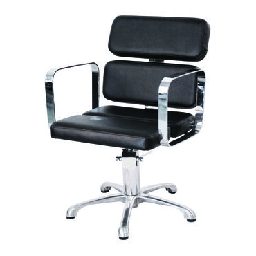 Salon Services Anna Styling Chair Black