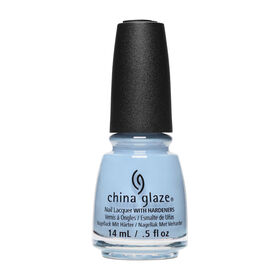 China Glaze Shades of Paradise Collection Nail Lacquer Water-Falling In Love 14ml