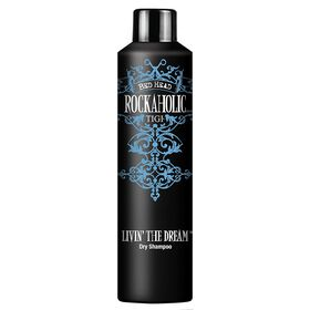 TIGI Bed Head Rockaholic Livin The Dream Dry Shampoo 250ml