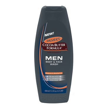 Palmer's Men Body and Face Wash 400ml