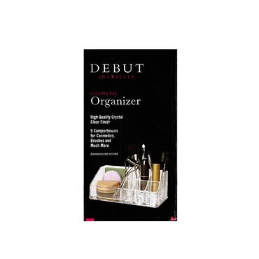 Danielle Creations Debut Cosmetic Organiser