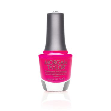 Morgan Taylor Nail Lacquer - Prettier In Pink 15ml