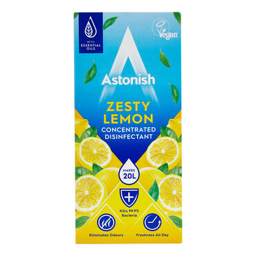 Astonish Concentrate Disinfectant Zesty Lemon 500ml