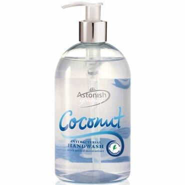 Astonish Liquid Handwash Coconut 500ml