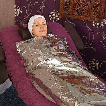 Beauty Express Foil Thermal Blanket