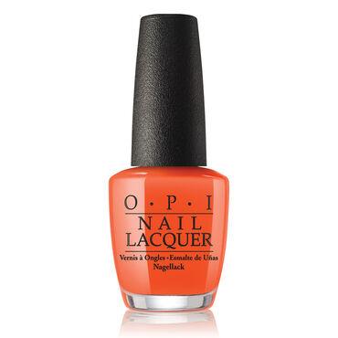 OPI Nail Lacquer California Dreaming Collection - Santa Monica Beach Peach 15ml