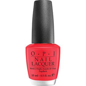 OPI Nail Lacquer - On Collins Avenue 15ml