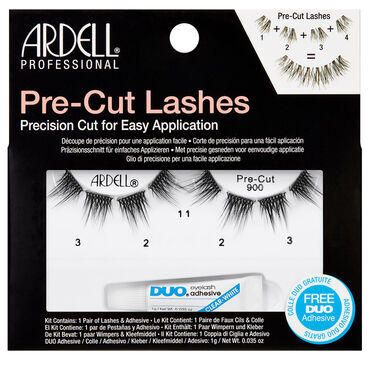 Ardell Pre-Cut Lashes 900