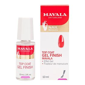 Mavala Gel Finish Top Coat 10ml