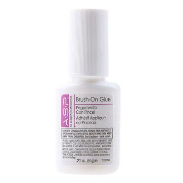 ASP Brush On Glue Clear 6g