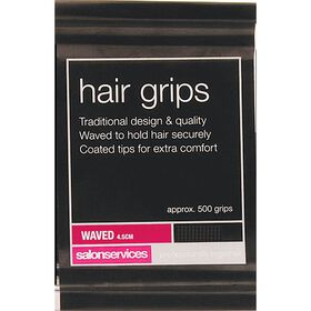 Salon Services Classic Hair Grips 5cm Blonde pack of 500