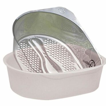 Belava Pedicure Bowl Starter Pack White