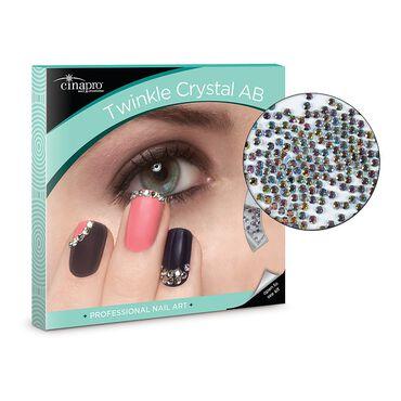 Cina Twinkle Crystal AB 1440 Nail Art Pack