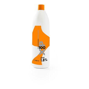XP100 Light Radiance Crème Developer 1.8% 6 Vol 1 Litre
