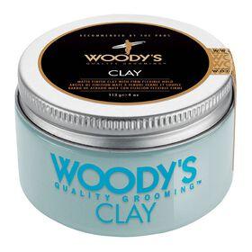 Woody's Matte Clay 113g