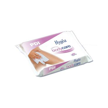 Henley Medical Hygea Bodycare Wipes Pack of 60