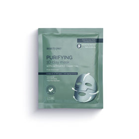 BeautyPro Purifying 3D Clay Face Mask with activated Charcoal 18g